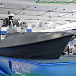 New USV Available from Al Marakeb, on show at NAVDEX 2019